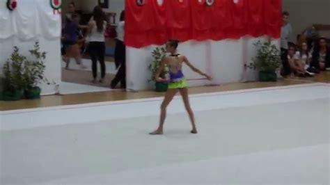 cionato italiano assoluti ginnastica ritmica cionati italiani ginnastica ritmica uisp youtube