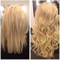hair extensions for hair before after 9 best images about hair extensions on pinterest blonde