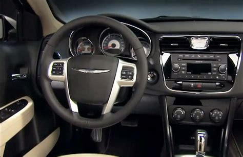 Chrysler 200 2014 Interior by 2013 Chrysler 200 Interior Breeds Picture