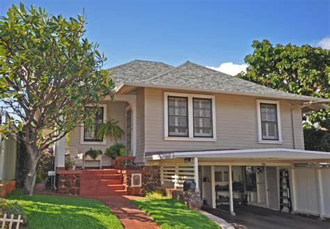 honolulu real estate kaimuki historic homes oahu