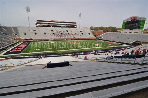 Section Q by Seating Section Q Vaught Hemingway Stadium Ole Miss