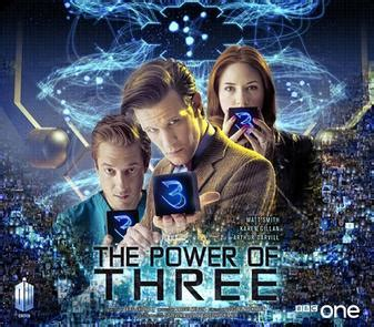 Power Of Three the power of three doctor who