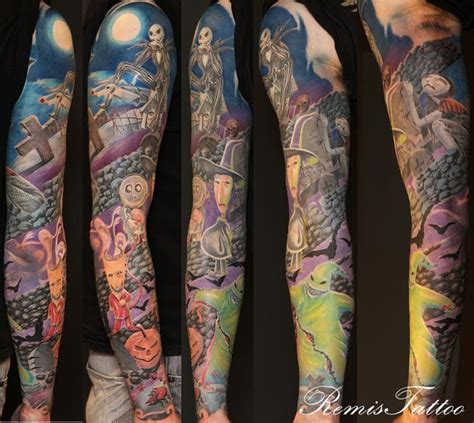 tattoo nightmares halloween tr st paradise tattoo gathering tattoos remis tattoo