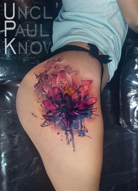 lotus flower images tattoos best 25 flower hip tattoos ideas on hip