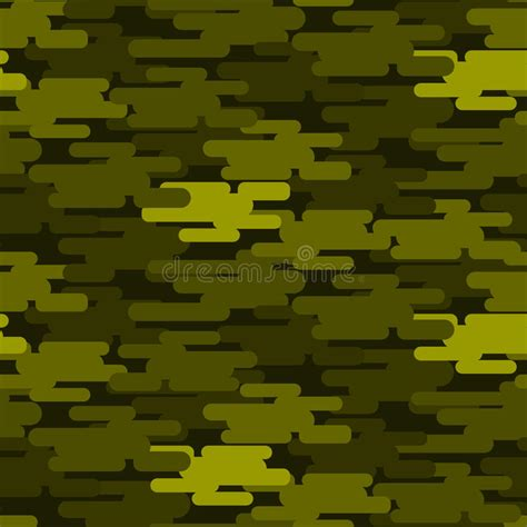 uniform pattern background khaki military camouflage seamless pattern army texture