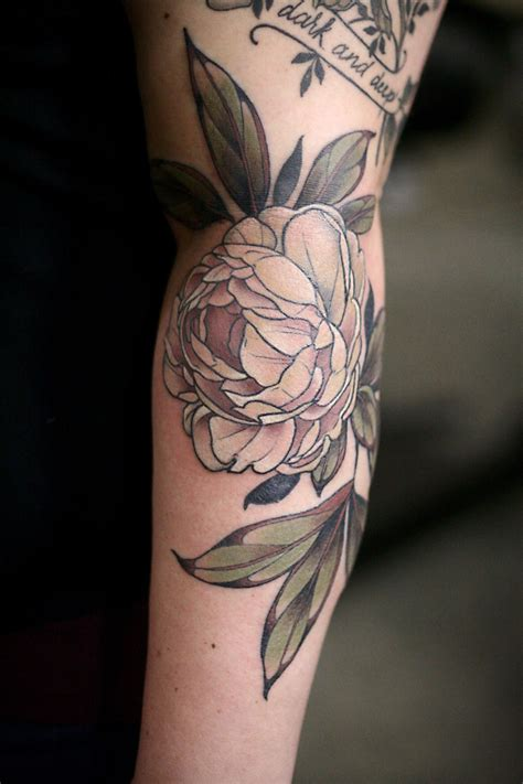 yellow tattoo ink must blacked out kirstenmakestattoos pale pink and