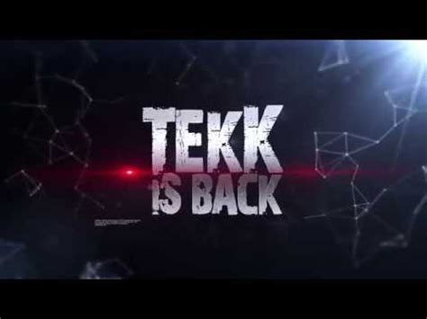 is back tekk is back teaser 3 oktober 2015