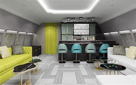 Haeco Cabin Solutions by Haeco Jet Solutions Launched Pioneering New Cabin Design Concept Luxury Today