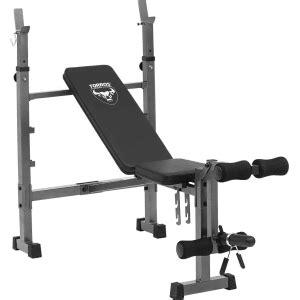 rebel sport bench new torros pro53 standard weight bench from rebel sport