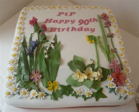 Flower Garden Cake Ideas Flower Garden Cake Ideas Diy Ujang Ma