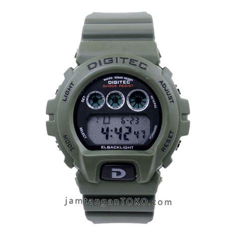 Jam Tangan Digitec Digital Dg3040s harga sarap jam tangan digitec dg 2098t green army