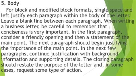 Closing Remarks For Justification Letter Writing