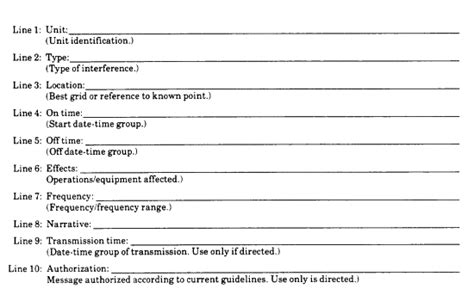 Army Situation Report Template Fm 71 100 2 Appendix