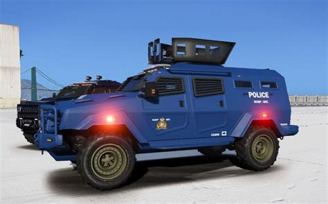 police armored vehicles rcmp opp lspd light armoured police vehicle els gta5