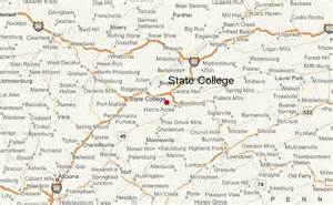 Map Of State College Pa by State College Map Related Keywords State College Map