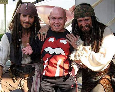 Keith Richards To Do Potc 3 by Your Look At Keith Richards On The Set Of Of