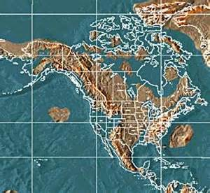 future map of america apocalyptic post ponderings of the apocalypse post