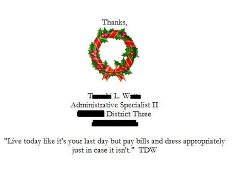 christmas clip art for email signatures clip for email signature for