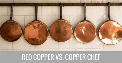 Electric Vs Induction Cooktop Copper Chef Vs Red Copper Pan Which One S Better