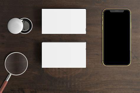 Smartphone Business Card