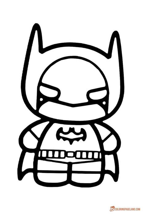 top 10 batman printable coloring pages for kids and adults