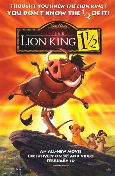 film lion king 1 in romana el rey le 243 n 3 hakuna matata 2004 filmaffinity