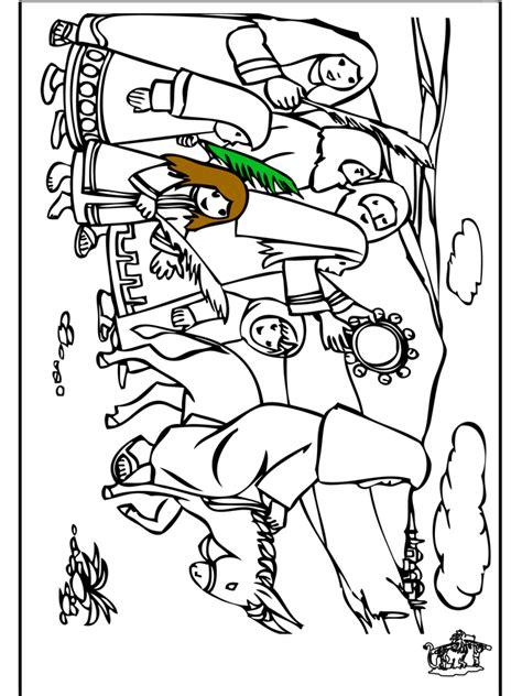 coloring pages jesus enters jerusalem jesus enters jerusalem coloring sheet coloring pages
