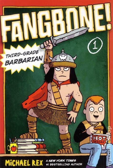 deadly fashion the deadly series volume 3 books fangbone third grade barbarian gn 2012 comic books