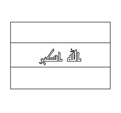 iraq coloring page coloringcrew com