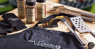 Longhorn Steakhouse Sweepstakes - sweepstakes longhorn steakhouse prize pack
