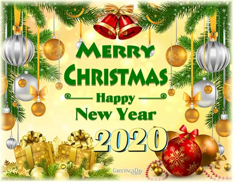 merry christmas happy  year  cards pictures holidays