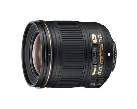Nikon Af S 28mm F 1 8g nikon launches af s nikkor 28mm f 1 8g fast wide angle
