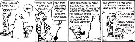 Calvin And Hobbes Sick Quotes by Sparklife 187 The Best Calvin And Hobbes Stories