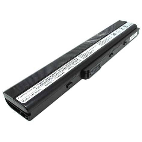 Baterai Asus baterai asus a52 a31 k52 6 cell oem black
