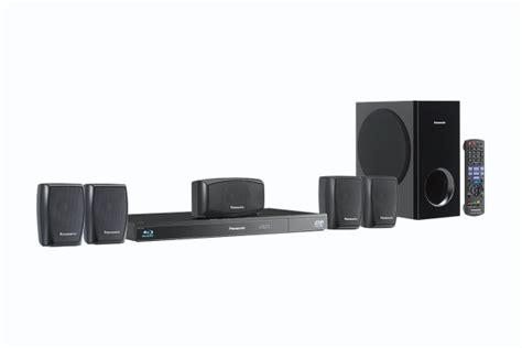 panasonic sc btt270 multi system 3d home theater