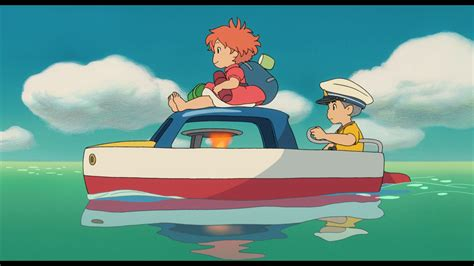 On The On The ponyo on the cliff by the sea images ponyo screencap hd