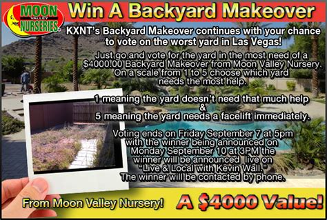 win a backyard makeover win backyard makeover 28 images win a backyard