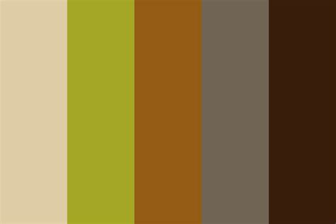 earthy colours natural earth color palette