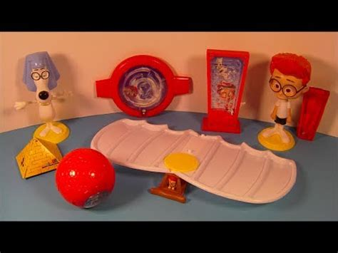 Mister Peabody And Sherman Set Happy Meal Mc Donalds Mcd Mekdi Murah 2014 mr peabody and sherman set of 6 mcdonald s happy meal s review asurekazani