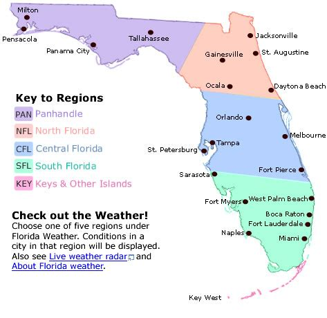 south florida map showing cities florida regions map florida eco travel guide