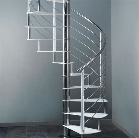 Beautiful Kitchen Ideas Pictures Elegant Steel Spiral Staircase Railing Stairs And