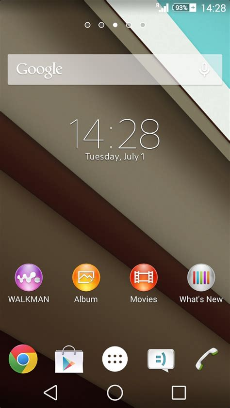 themes for android sony xperia sony xperia android l themes with apk phonesreviews uk