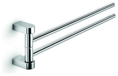 swing out towel bar lb muci double swing out towel bar 2 folding arm 15