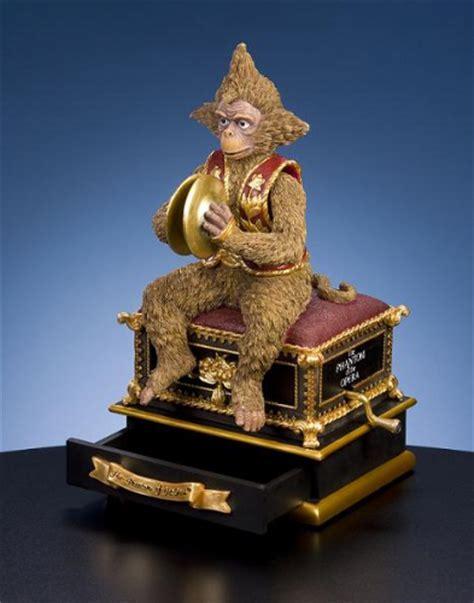 Phantom Of The Opera Music Boxes, Phantom Monkey Music Box
