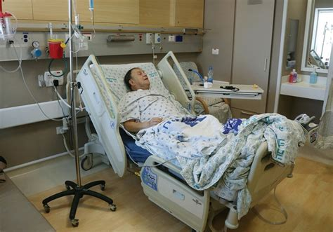 guy in hospital bed hospital bed growth rate not keeping up health science