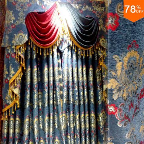 tendaggi paradiso aliexpress buy royal blue paradise luxury