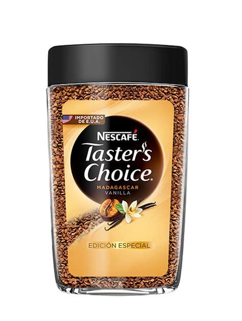 Nescafé Taster?s Choice, sabores del mundo en una taza   Saborearte :: El placer de vivir con