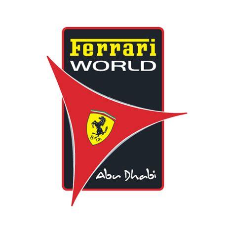 ferrari logo png ferrari world logo png www imgkid com the image kid