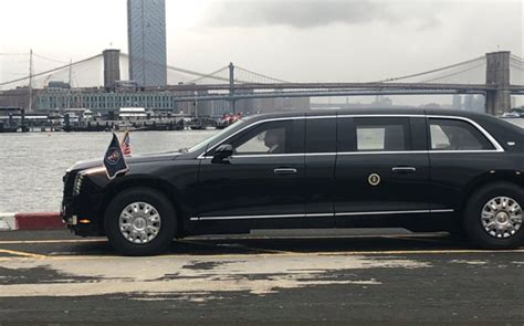 new limousine president donald s new presidential cadillac limo