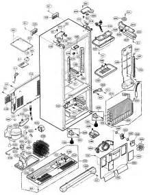 kenmore bottom mount refrigerator model 596 62822200